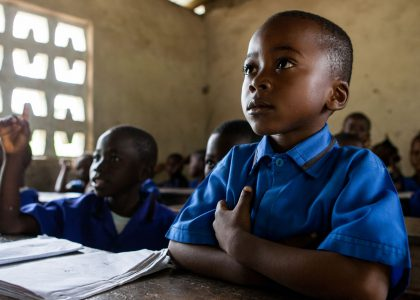 africa education project