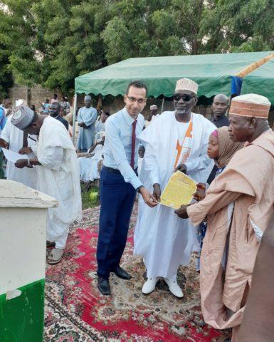 مخيم القرآن الكريم بمعهد غوني يهوذا في العطلة الصيفية لعام 2019